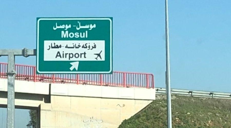 Gute Nachrichten aus dem Irak…